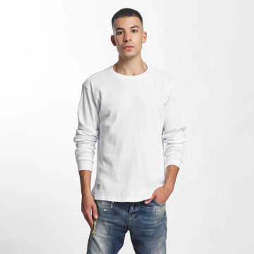 Pelle Pelle T-Shirt manches longues Basic Thermal blanc