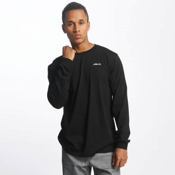 Pelle Pelle T-Shirt manches longues Mini Logo noir
