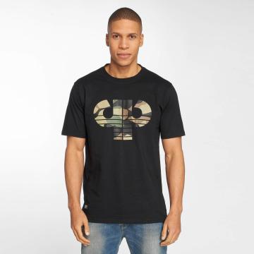 Pelle Pelle T-Shirt Camo Icon noir