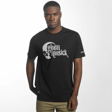 Pelle Pelle T-Shirt Iconic schwarz
