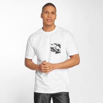 Pelle Pelle t-shirt Jungle Pocket wit