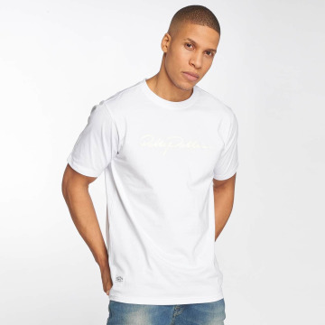 Pelle Pelle t-shirt Signature wit