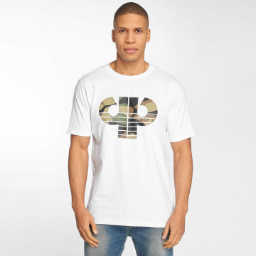 Pelle Pelle t-shirt Camo Icon wit