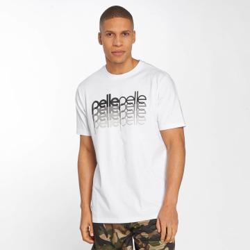 Pelle Pelle t-shirt 4 In A Row wit