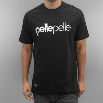 Pelle Pelle t-shirt Back 2 Basics zwart