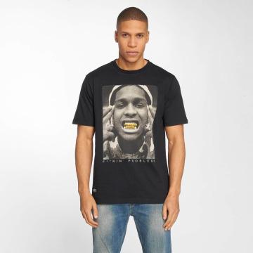 Pelle Pelle t-shirt F**kin Problem zwart