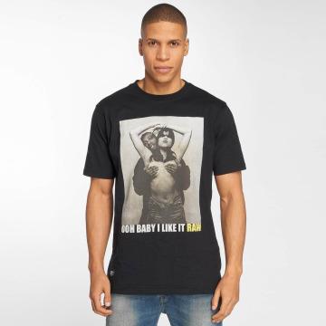 Pelle Pelle t-shirt Shimmy Shimmy zwart