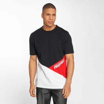 Pelle Pelle t-shirt Sayagata Pointer zwart