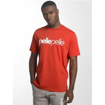 Pelle Pelle T-shirts Back 2 Basics rød