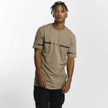 Pelle Pelle T-skjorter Crossover beige