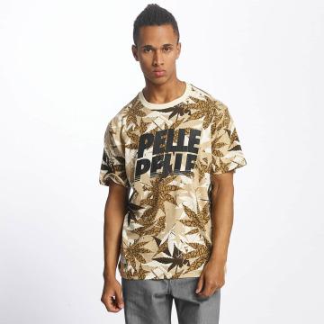 Pelle Pelle T-skjorter So Dope brun