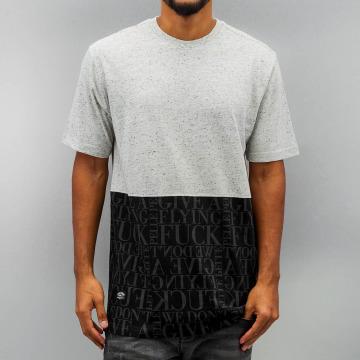 Pelle Pelle T-skjorter Half Measures grå