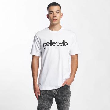 Pelle Pelle T-skjorter Back 2 The Basics hvit