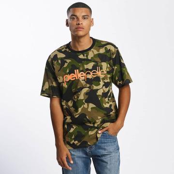 Pelle Pelle T-skjorter Back 2 Basics kamuflasje