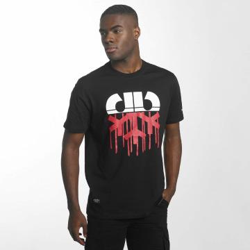Pelle Pelle T-skjorter The Chop svart
