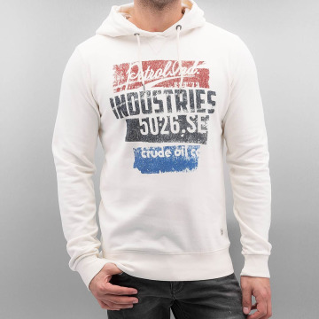 Petrol Industries Hoodie Baltimore white