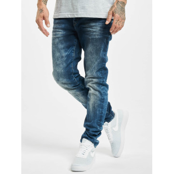 Petrol Industries Slim Fit Jeans Seaham синий