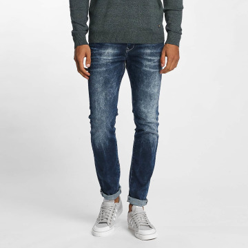 Petrol Industries Slim Fit Jeans Seaham Naked blå
