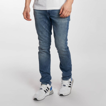 Petrol Industries Slim Fit Jeans Jackson blauw