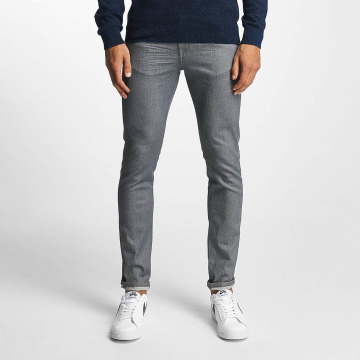 Petrol Industries Slim Fit Jeans Seaham Naked grå