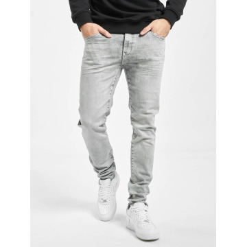 Petrol Industries Slim Fit Jeans Seaham grau