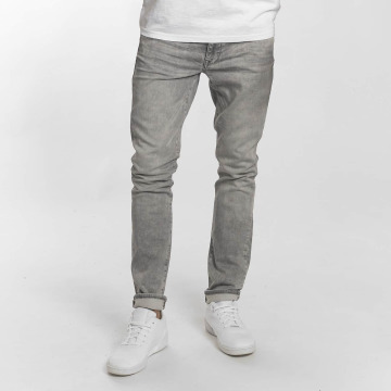 Petrol Industries Slim Fit Jeans Jackson grijs