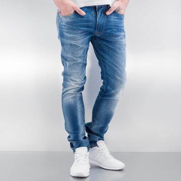 Petrol Industries Straight Fit Jeans Nelson blau