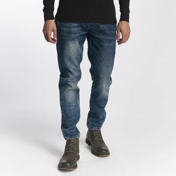 Petrol Industries Straight Fit Jeans Elton blau