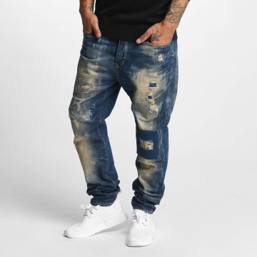 Petrol Industries Straight Fit Jeans Empire blau