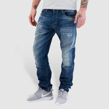 Petrol Industries Straight fit jeans Turner blauw