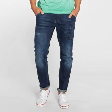 Petrol Industries Straight fit jeans Mechanic blauw