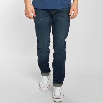 Petrol Industries Straight fit jeans Thruxton blauw