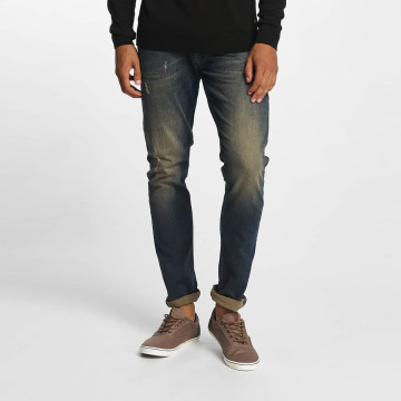 Petrol Industries Straight fit jeans Tyrell zwart