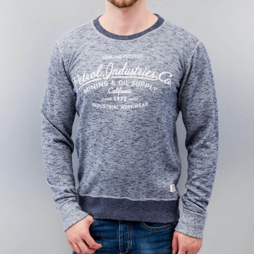 Petrol Industries Sweat & Pull California bleu