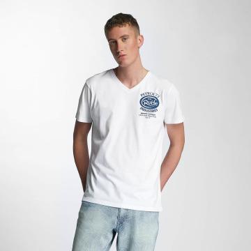 Petrol Industries T-Shirt Rude blanc