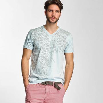 Petrol Industries T-Shirt Pocket bleu