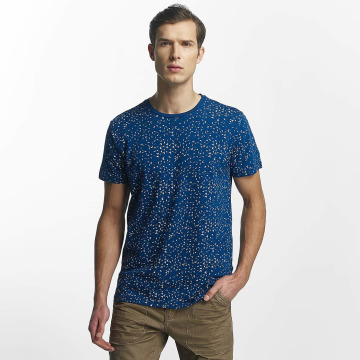 Petrol Industries T-Shirt Triangle indigo
