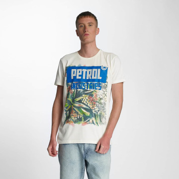 Petrol Industries T-Shirt Summer weiß