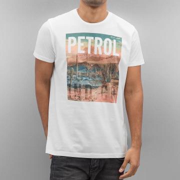 Petrol Industries t-shirt Bright wit