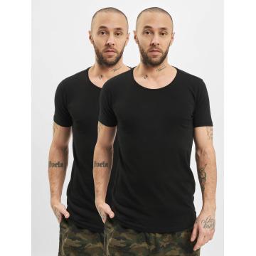 Petrol Industries t-shirt odyfit Basic 2 Pack zwart