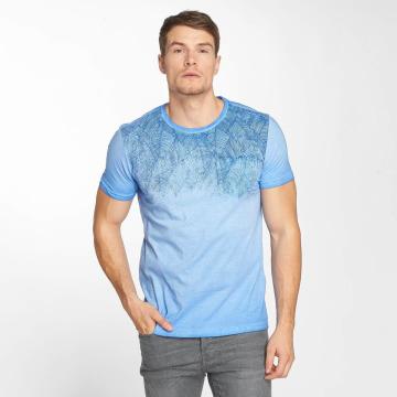 Petrol Industries T-Shirty Pocket niebieski