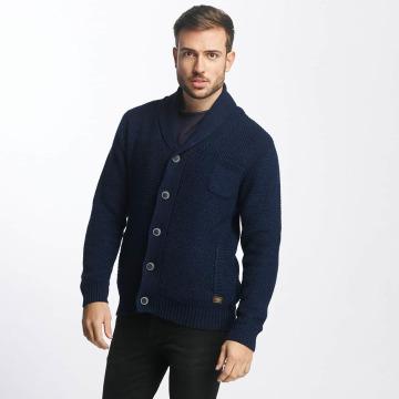Petrol Industries vest Industries Knitwear indigo