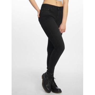 Pieces Облегающие джинсы PCFive Delly черный