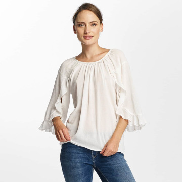Pieces Blouse pcNill wit