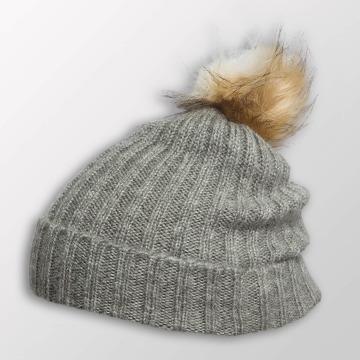 Pieces Bonnet hiver pcVaren gris