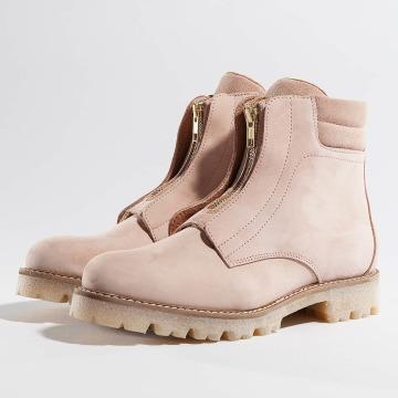 Pieces Boots psPamelina Nubuck rose