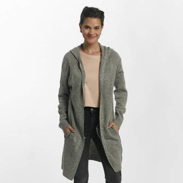 Pieces Cardigan pcIris grigio