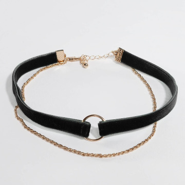 Pieces Collier pcNovana noir