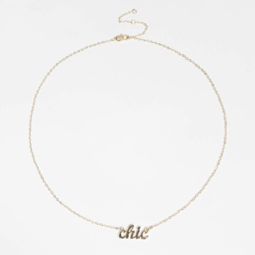 Pieces Collier pcMila or