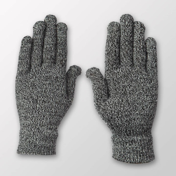 Pieces Gants pcNew Buddy Melange Smart noir
